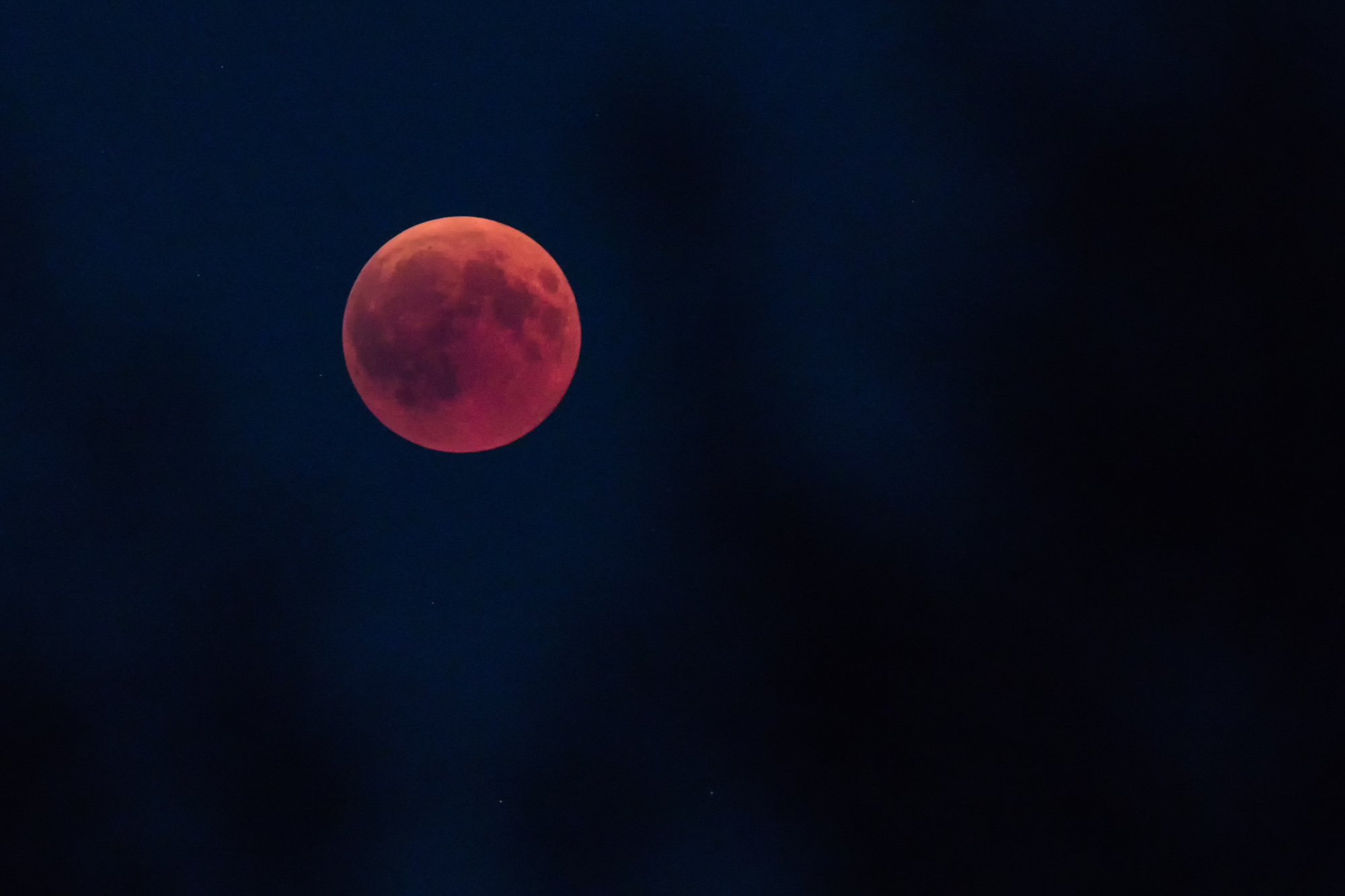 roter Mond 1